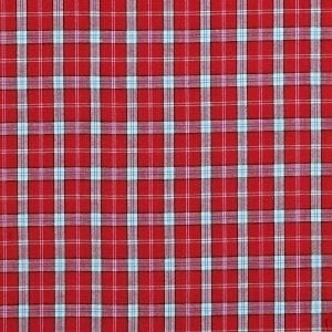 "Dutch handloom plaids ""bontjes"" (nr. 9)"