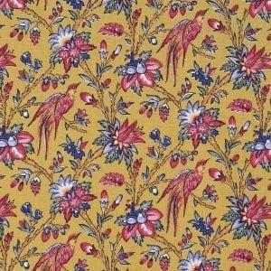 Les Oiseaux du Paradis (jaune)