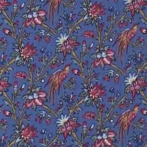 Les Oiseaux du Paradis (blue lavender)