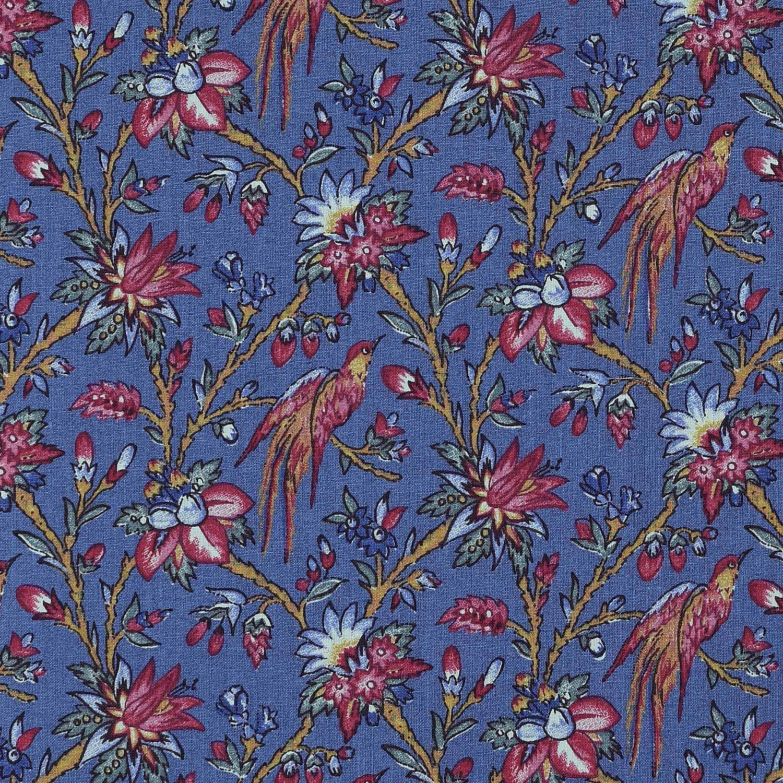 Les Oiseaux du Paradis (bleu lavende)