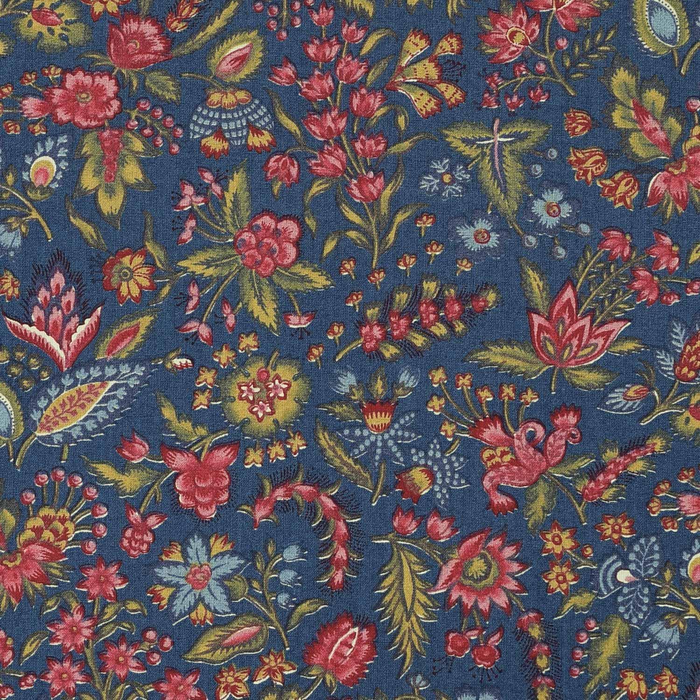 Les petits Bouquets (deep blue)