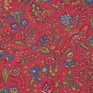 Les petits Bouquets (antique red)