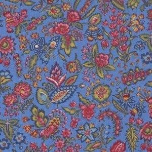 Les petits Bouquets (clear blue)