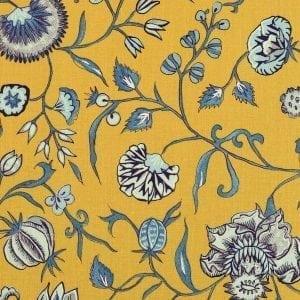 Wilhelmina (geel, mauve)