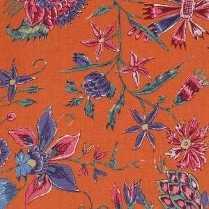 'Les Fleurs d' Inde' (orange)