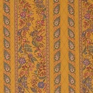 La Provence bordures (jaune ocre)