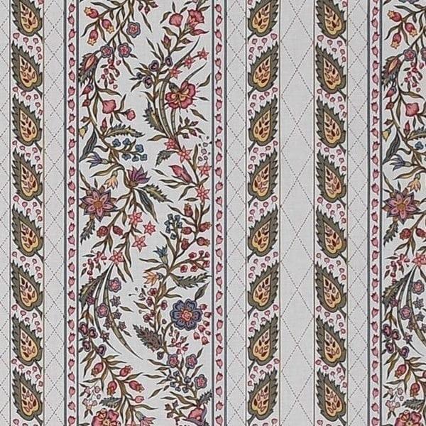 La Provence bordures (Ecru- multicouleur)
